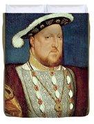 King Henry Viii  Duvet Cover