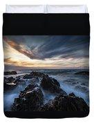 King Island Sunset Duvet Cover