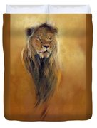 King Leo Duvet Cover