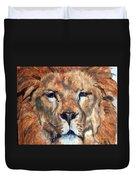 King Lion Duvet Cover