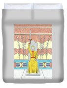King Minos Duvet Cover