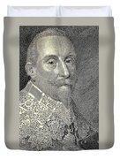 King Of Sweden Duvet Cover