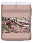 King Of The Forest Duvet Cover