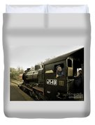 King Of The Road Duvet Cover