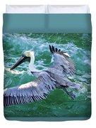 King Pelican Duvet Cover