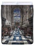 Kings Altar Duvet Cover