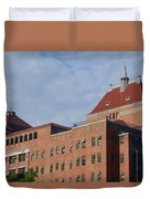 Kings County Hospital Center, Brooklyn Duvet Cover