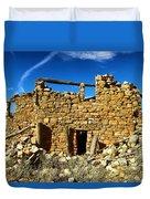 Kinishba Ruins Duvet Cover