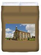 Kirk Of Shotts. North Lanarkshire. Duvet Cover