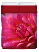 Kiss Of Pink Duvet Cover