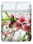 Kiss Of Spring Duvet Cover