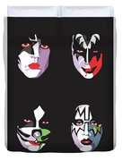 Kiss Duvet Cover