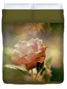 Kissed By A Rose Duvet Cover