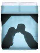 Kissing Duvet Cover