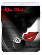 Kissshot2 Duvet Cover