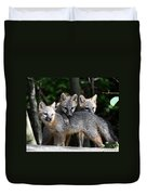 Kit Fox10 Duvet Cover