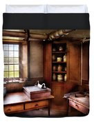 Kitchen - Nothing Ordinary Duvet Cover by Mike Savad