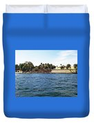 Kitchener Island Aswan Duvet Cover