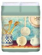 Kitchenware Duvet Cover