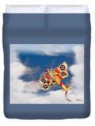 Kite Dreams Duvet Cover