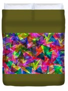 Kite Festival Duvet Cover