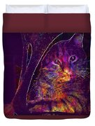 Kitten Red Cat Cat Tom Cat Pets  Duvet Cover