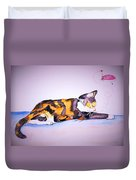Kitty Cat Duvet Cover