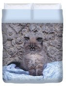 Kitty Duvet Cover