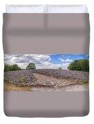 Kiviksgraven Duvet Cover