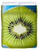 Kiwi Cut Duvet Cover