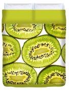 Kiwi Fruit II Duvet Cover