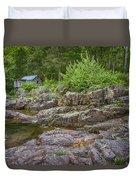 Klepzig Mill Ozark National Scenic Riverways Dsc02803 Duvet Cover