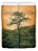 Knarly Tree Duvet Cover