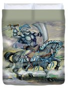 Knight Duvet Cover
