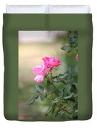 Knock Out Rose Duvet Cover