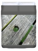 Knothole Duvet Cover