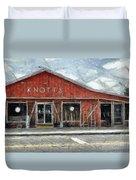 Knott's Hardware Duvet Cover