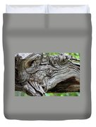 Knotty Tree Duvet Cover