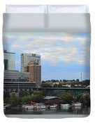 Knoxville Duvet Cover
