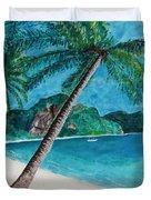 Ko Phuket Duvet Cover