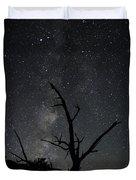 Kodachrome Basin Night Sky 2957 Duvet Cover