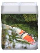Koi Fish Duvet Cover