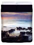 Koloa Sunrise Duvet Cover