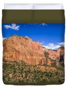 Kolob Canyon Vista Duvet Cover