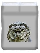 Komainu04 Duvet Cover