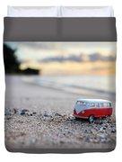 Kombi Beach Duvet Cover