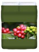 Kona Coffee Duvet Cover