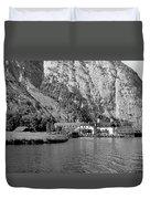 Konigssee Lake And Saint Bartoloma 2 Duvet Cover