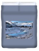 Kootenai Wildlife Refuge 1 Duvet Cover