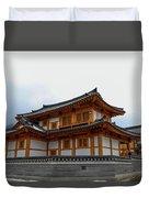 korean style house II Duvet Cover